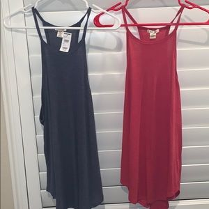 Two tank tops!